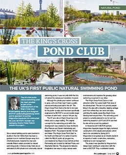 The King's Cross Pond Club